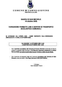 15 AVVISO FERMATE LINE E SCUOLABUS