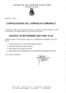 ALBO CONSIGLIO 30_SETTEMBRE