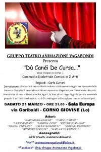 DU CANEI DE CURSA_Corno Giovine