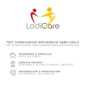Volantino Test Sierologico